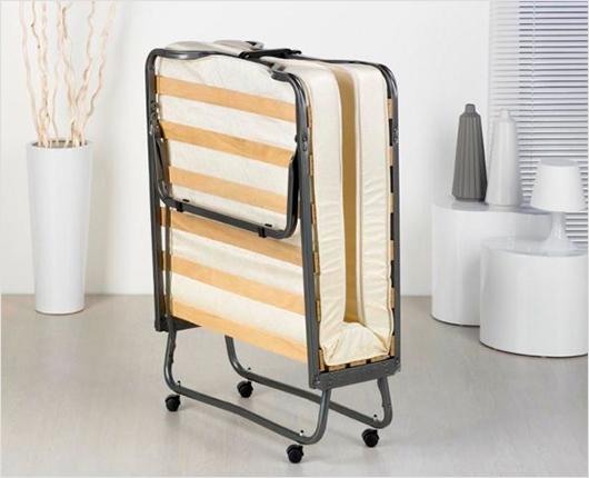 veraflex g stebett colonia bett abstellbett raumsparbett ebay. Black Bedroom Furniture Sets. Home Design Ideas